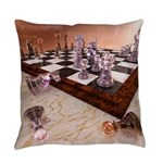 A Game of Chess Master Pillow