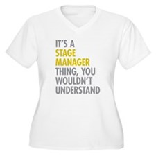 Stage Manager Thi T-Shirt