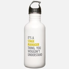 Stage Manager Thing Water Bottle