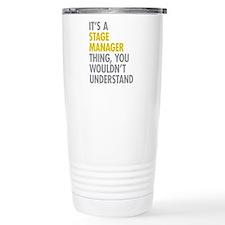 Stage Manager Thing Travel Mug