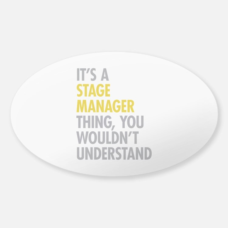 Stage Manager Thing Decal