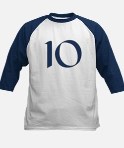 Beautiful 10 Kids Baseball Jersey