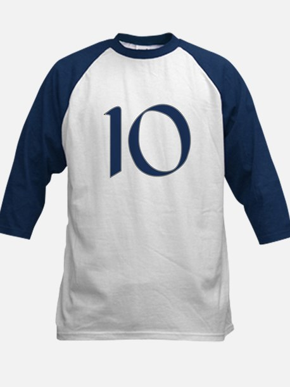 Beautiful 10 Kids Baseball Jersey