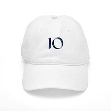 Beautiful 10 Baseball Cap