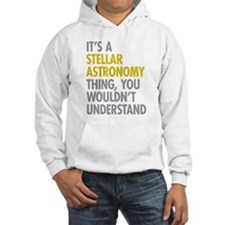 Stellar Astronomy Thing Hoodie