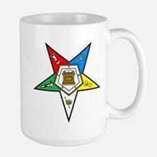 Order Of the Eastern Star Large Mug