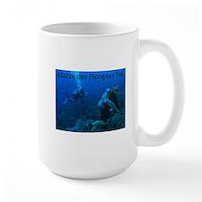 Maitre des Plongee Tek Mugs