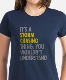 Storm Chasing Thing Tee