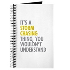 Storm Chasing Thing Journal