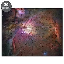 Orion Nebula Space Puzzle