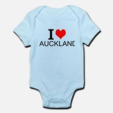 I Love Auckland Body Suit