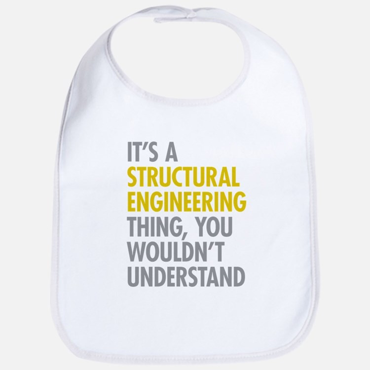 Structural Engineering Thing Bib