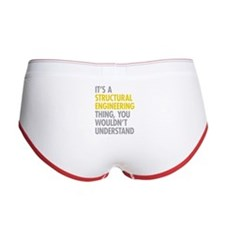 Structural Engineering Thing Women's Boy Brief