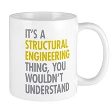 Structural Engineering Thing Mug