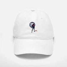 Spider-Man 2099 Standing Baseball Baseball Cap
