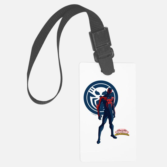 Spider-Man 2099 Standing Luggage Tag
