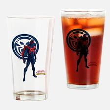 Spider-Man 2099 Standing Drinking Glass