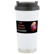 Cute Scientist Travel Mug