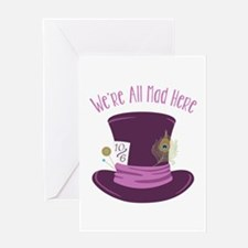 Were All Mad Greeting Cards