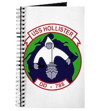 DD-788 USS HOLLISTER US NAVY Destroyer Mil Journal