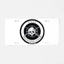 Ihc Aluminum License Plate