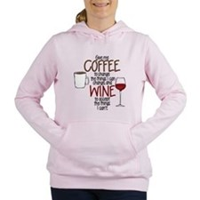 Unique Wine Women's Hooded Sweatshirt