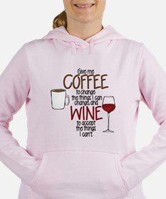 Cute Drinking sayings Women's Hooded Sweatshirt