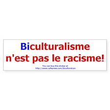 bicultural1.jpg Bumper Bumper Sticker