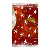 Guitar and stars 3x5 Rugs