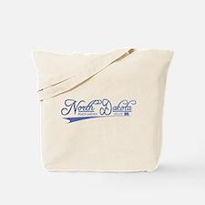 North Dakota State of Mine Tote Bag