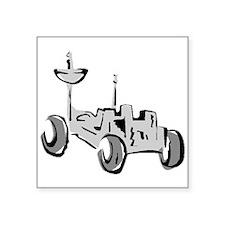 Lunar Rover Sticker