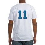 Unindicted 11 Fitted T-Shirt