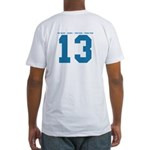 Unindicted 13 Fitted T-Shirt