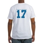 Unindicted 17 Fitted T-Shirt