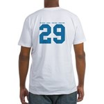 Unindicted 29 Fitted T-Shirt