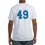Unindicted 49 Fitted T-Shirt