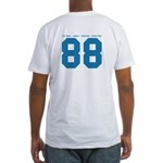 Unindicted 88 Fitted T-Shirt