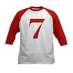 Brat 7 Kids Baseball Jersey