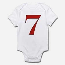 Brat 7 Infant Bodysuit