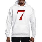 Brat 7 Hooded Sweatshirt