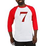 Brat 7 Baseball Jersey