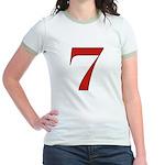 Brat 7 Jr. Ringer T-Shirt
