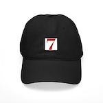 Brat 7 Black Cap