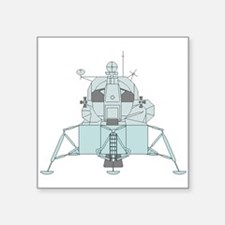 Lunar Module Sticker