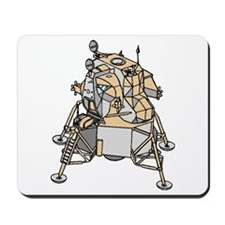 Lunar Module Mousepad
