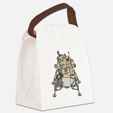 Lunar Module Canvas Lunch Bag