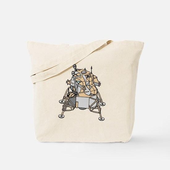 Lunar Module Tote Bag