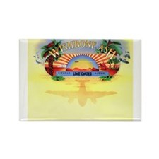Cute Dating Rectangle Magnet (100 pack)