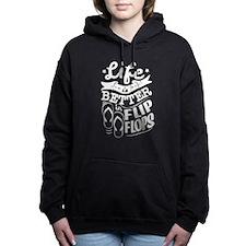 Cute Life Women's Hooded Sweatshirt