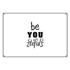 Be you tiful Banner